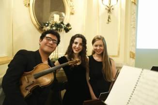 Concierto navideño junto a Katarzyna Karbownik y Gilberto Bautista