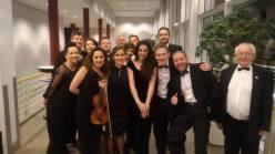 Orquesta de Das Phantom der Oper. Deborah Sasson.