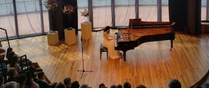 #Teatrodelago #mariamarquez en #concierto #koncert